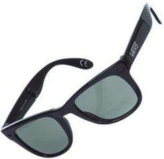 Vans Foldable Spicoli occhiali da sole nero