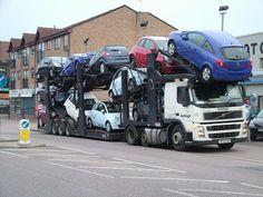 Autologic Car Transporter