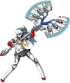 Labrys Animations