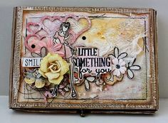 Josephine, Scrapbooking Layouts, Html, Creations, Box, Frame, Photos, Gifts, Decor