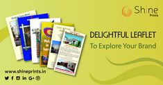 Shine Prints is the Best MultiColor Offset Printing Services Chennai. Get printing services for your business like Leaflets, Flyers, Booklets, etc. Leaflet Printing, Offset Printing, Leaflets, Marketing Tools, Chennai, Printing Services, Booklet, Connect, Things To Come