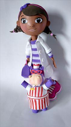 Fofucha doctora juguetes