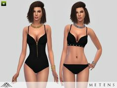 The Sims Resource: Set No6 - NightStorm by Metens • Sims 4 Downloads