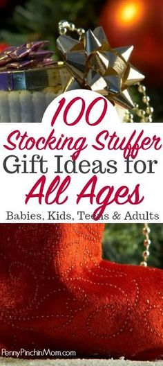 100 Stocking Stuffer Ideas for babies, kids, teens, men and women Gift ideas stocking stuffer ideas Christmas budget Christmas On A Budget, Christmas Gifts For Kids, Holiday Fun, Holiday Gifts, Christmas Holidays, Christmas Crafts, Christmas Decorations, Holiday Ideas, Xmas Ideas