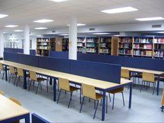 Biblioteca Universidad de Cádiz. Politécnica Superior (Campus de Algeciras)