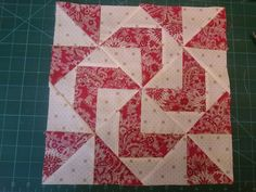 Next block in the new quilt