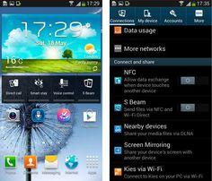 Se filtran las novedades de Android 4.2.2 para Samsung Galaxy S3