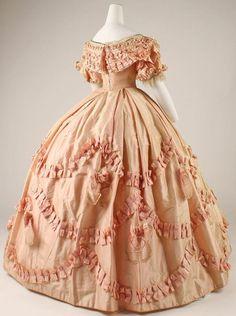 Dress 1860-1861