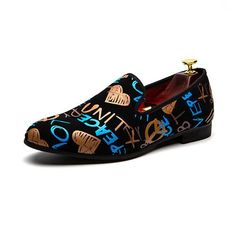 fa127a14902 Brand New Luxury Men Loafer Patchwork Of Genuine Leather And ...