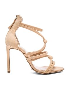 e1457fdc1ba4 Shop for Tony Bianco Laika Heel in Skin Phoenix at REVOLVE.