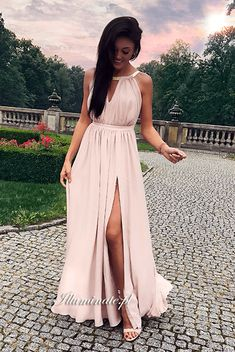 Elisa sukienka na wesele rozkloszowana gipiura Floral Prom Dresses, Homecoming Dresses, Bridesmaid Dresses, Wedding Dresses, Beard King, 18th Birthday Party, Nude Dress, Impreza, Rustic Wedding