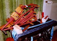 Schottischer Inkle Loom