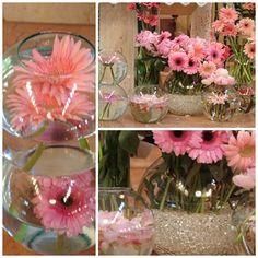Decoración floral para evento Glass Vase, Home Decor, Floral Decorations, Events, Decoration Home, Room Decor, Home Interior Design, Home Decoration, Interior Design