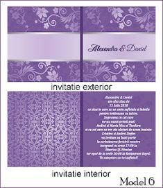 BebeStudio11.com - Invitatii Nunta si Botez: Invitatii Nunta Patrate Model, Scale Model, Models, Mockup