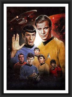 Star Trek Origins - Paul Shipper