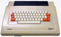 Retromobe - retro mobile phones and other gadgets: ABC 80 8 Bit, Computer Keyboard, Computers, Gadgets, Mobile Phones, Retro, Electronics, Vintage, Tecnologia