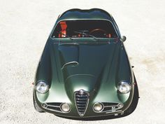Alfa Romeo 1900C SS Zagato Berlinetta. See our blog on this great car later today on www.in2motorsports.com