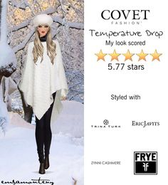 Temperature Drop @covetfashion #covet #covetfashion #covetfashionapp #fashion #womensfashion