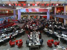 Our biggest BBC fan takes a behind-the-scenes tour around New Broadcasting House on an interactive tour of the building