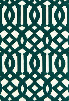 Imperial Trellis Velvet Fabric   House of KWID   Kelly Werstler Fabric Collection   Schumacher Fabric Australia