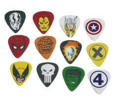 Peavey Marvel Pick Pack Classic, 2015 Amazon Top Rated Accessories #MusicalInstruments