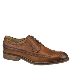 DECATUR WINGTIP BLUCHER - Johnston & Murphy