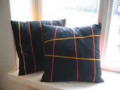 Pieced Pillows from Last Minute Patchwork Gifts (have book) -- good to make whole fabric??