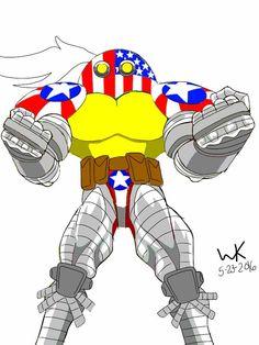 juggernaut superpatriot(image comics)