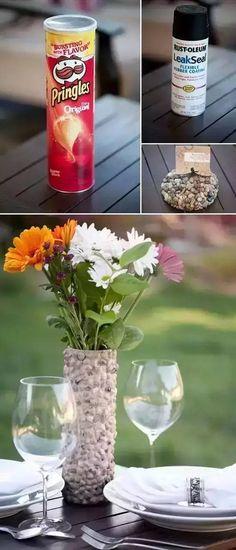 好花還需好器襯 下面幾步,讓你成為改造能手, 好看又環保的花瓶再也不用買了~