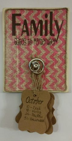 Rustic Chic Wood Block Birthday/Celebration by DivaCreations77