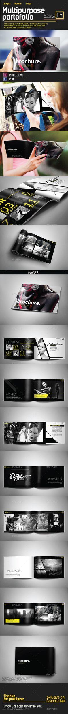 Future Modern Catalog Or Portofolio Design  Catalog And Brochures