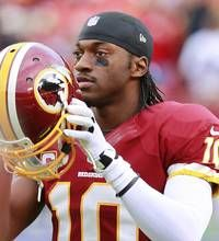 """It's a debate in Washington: is it time to retire the name """"Redskins""""? If so, you need to change all other American Indian-related team names. Robert Griffin Iii, Knee Surgery, Good Find, Team Names, Philadelphia Eagles, Usa Today, American Indians, Nfl"""