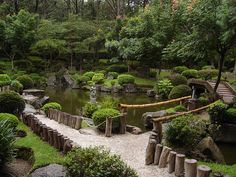 Chinese Garden - typical features and inspirational ideas - Garden Design Ideas Asian Garden, Chinese Garden, Japanese Garden Design, Modern Garden Design, Japanese Gardens, Contemporary Garden, Garden Types, Asian Landscape, Landscape Design
