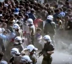 Відео. Напруження на острові Лесбос: мігранти втомились чекати