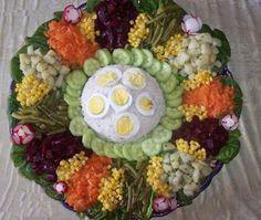 marokkaanse salade van momos