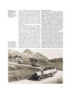 Prova d'impaginazione del libro In auto sulle Alpi... oltre 600 pagine a 5 colori, in ampio formato cm 24x34, oltre 3.000 immagini d'epoca di auto sulle Alpi nell'ultimo secolo, pubblicità, poster, articoli giornalistici d'epoca, riviste, ecc...