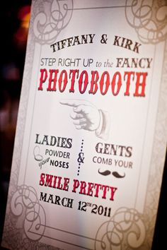 Photobooth  Style Me Pretty | Gallery