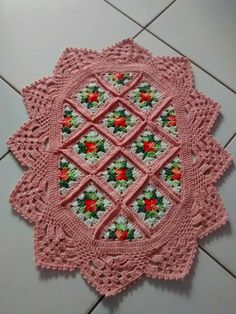 Crochet Pincushion, Crochet Patterns Amigurumi, Crochet Blanket Patterns, Crochet Doilies, Crochet Flowers, Crochet Table Mat, Frozen Crochet, Bag Pattern Free, Unique Crochet