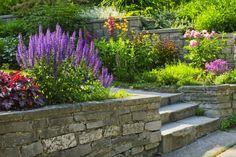 Block - Brick - Stone - Concrete Retaining Walls