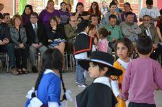 Premiación de Derechos Humanos escuela Orlando Letelier