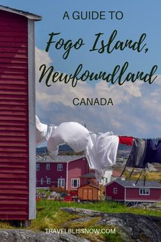 Everything you need to know to plan an unforgettable visit to the wild Fogo Island, Newfoundland in Canada. Includes things to do and see, where to stay, where to eat, how to get there and what to bring. Fogo Island Newfoundland, Newfoundland Canada, Newfoundland And Labrador, Pvt Canada, Visit Canada, Canada Day, Ottawa, Alberta Canada, East Coast Canada
