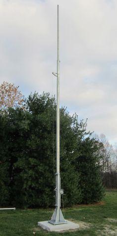 - Free Standing Tilt Crank Up Tower plans For Wind Turbine Radio Antenna Radios, Radio Shop, Ham Radio Antenna, Alternative Energy, Solar Panels, Autocad, Wind Turbine, Backyard, How To Plan