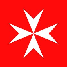 The Maltese Cross was introduced to Malta by the Knights of St. John of Jerusalem upon taking possession of the islands in 1530 and remains the Symbol of the Sovereign Military Order of Malta. The Kn Knights Hospitaller, Knights Templar, Maltese Cross Tattoos, Malta Cross, Knight Orders, Malta History, Greek History, Malta Gozo, Military Orders