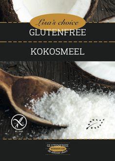 Vanaf Vandaag NIEUW Biologisch- Glutenvrij gecertificeerd Kokosmeel