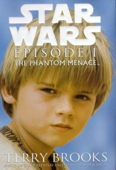 Star Wars Episode I: The Phantom Menace (novel) Star Wars Books, Star Wars Comics, The Phantom Menace, George Lucas, Reading Rainbow, Carrie Fisher, Star Wars Episodes, Princess Leia, Just Don