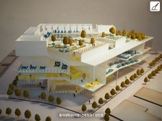 feeel, design, Connecting designers to the World Installation Architecture, Residential Architecture, Architecture Design, Exhibition Models, Commercial Complex, 3d Modelle, Building Concept, Arch Model, Dormitory