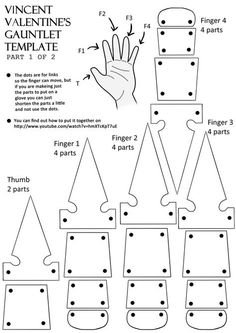 Vincent's Gauntlet Template by ~RoxasTsuna on deviantART (also has a good youtube tutorial for the assembly)