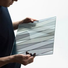 | SkylineDesign | Architype | Glass | Oblique by Ronan and Erwan Bouroullec for Skyline Design. For more information, contact | @architypesocal | www.architype.net | info@architype.net | #SkylineDesign #Architype #Glass #Interior #Skyline #Glassart Skyline Design, Glass Art, Interior, Jar Art, Design Interiors, Interiors
