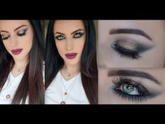 Beyonce Coldplay Hymn For The Weekend Makeup Tutorial - YouTube