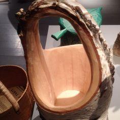 #krympburk #träslöjd #urbjörk #boråsmuseum